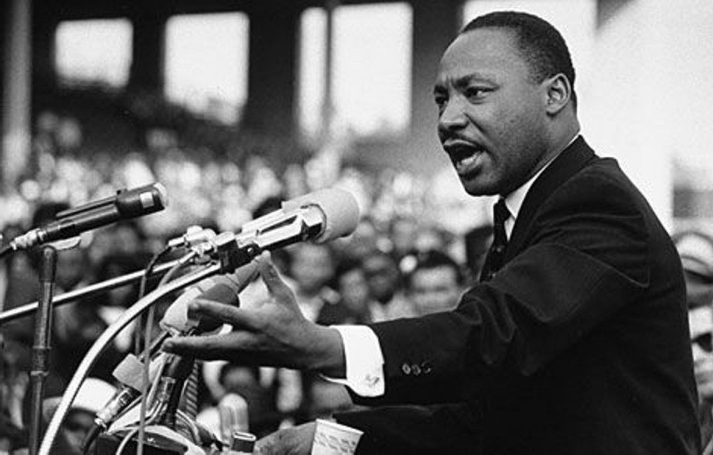 marthin luther king
