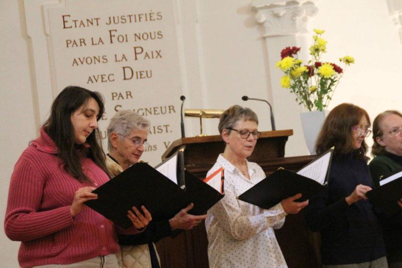 Chorale - dimanche 3 mai 2015