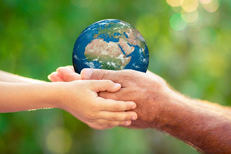 « Une nature et un être humain en devenir »