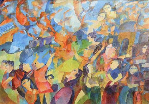 Vivre l'Eglise des Batignolles n° 44 du 14 mai